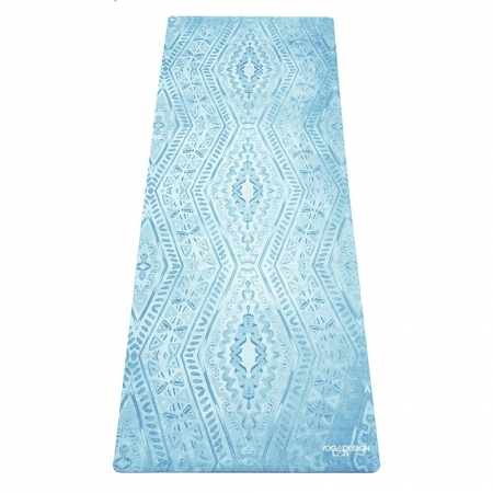 Saltea Travel Yoga Design Lab - 1 mm - Ikat0