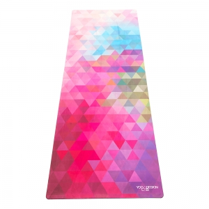 Saltea Travel Yoga Design Lab - 1 mm - Tribeca Sand0