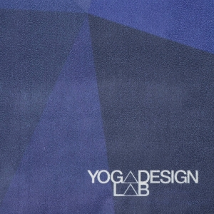 Saltea Commuter Yoga Design Lab - 1,5 mm - Geo Blue1