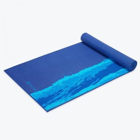 Saltea Yoga Gaiam Premium - 6 mm - Oceanscape3