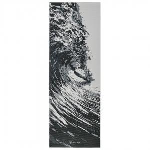 Saltea Yoga Gaiam Reversibilă - 6 mm - Spiral Motion0