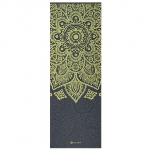 Saltea Yoga Gaiam Premium - 6 mm - Sundial Layers0