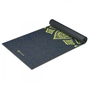 Saltea Yoga Gaiam Premium - 6 mm - Sundial Layers2