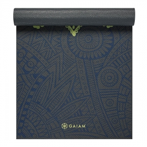 Saltea Yoga Gaiam Premium - 6 mm - Sundial Layers1