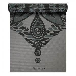 Saltea Yoga Gaiam Reversibila - 6 mm - Reflection2